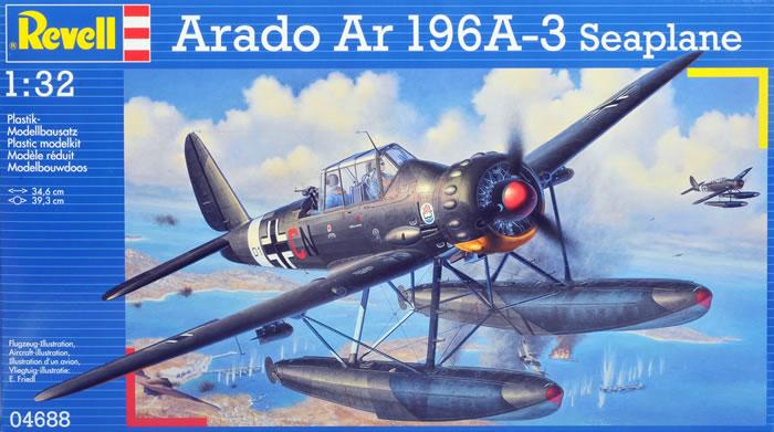 revell arado ar-196 1-32
