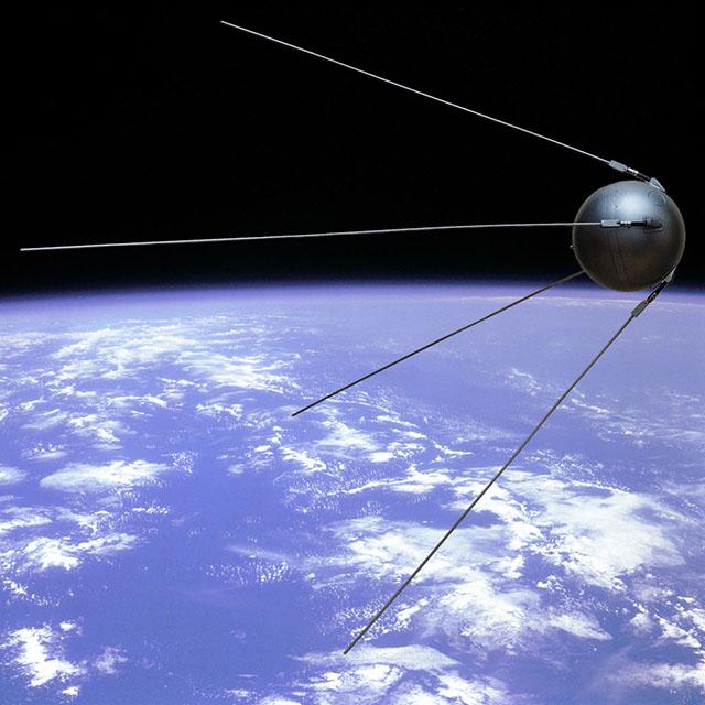 Sputnik by Rust Usmanov (Scratch Built 1 ...