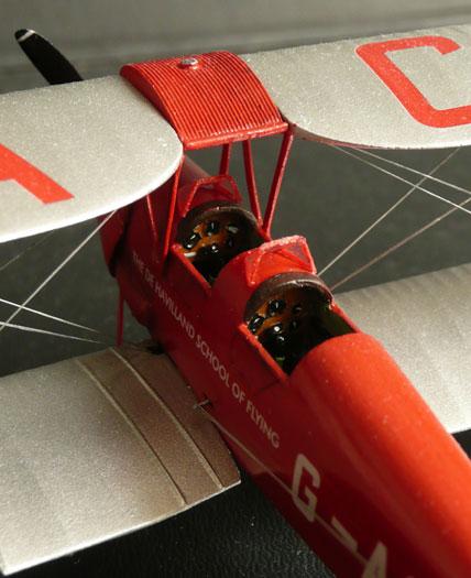 De Havilland Tiger Moth By David Valinsky Aeroclub 1 48