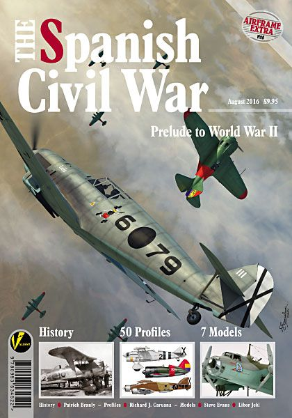 valiant wings publishing the spanish civil war prelude to